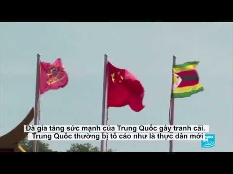 Trung Quốc chiếm lĩnh châu Phi thế nào?