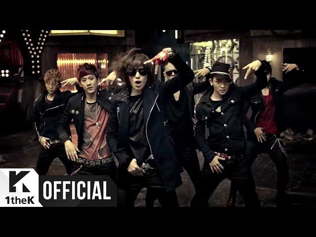 TEEN TOP(틴탑) _ Crazy(미치겠어) MV