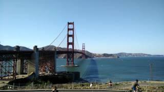 OnePlus One 4K Video Demo at Golden Gate Bridge!