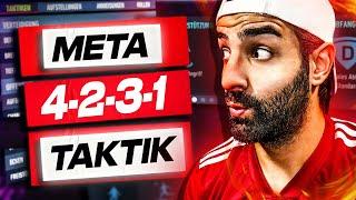 Diese META 4231 FORMATION ist aktuell die BESTE TAKTIK🔥 Individuelle Taktik & Anweisung für FIFA 22