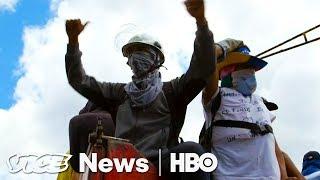 Venezuela Violent Protests & Kabul Blast: VICE News Tonight Full Episode (HBO)