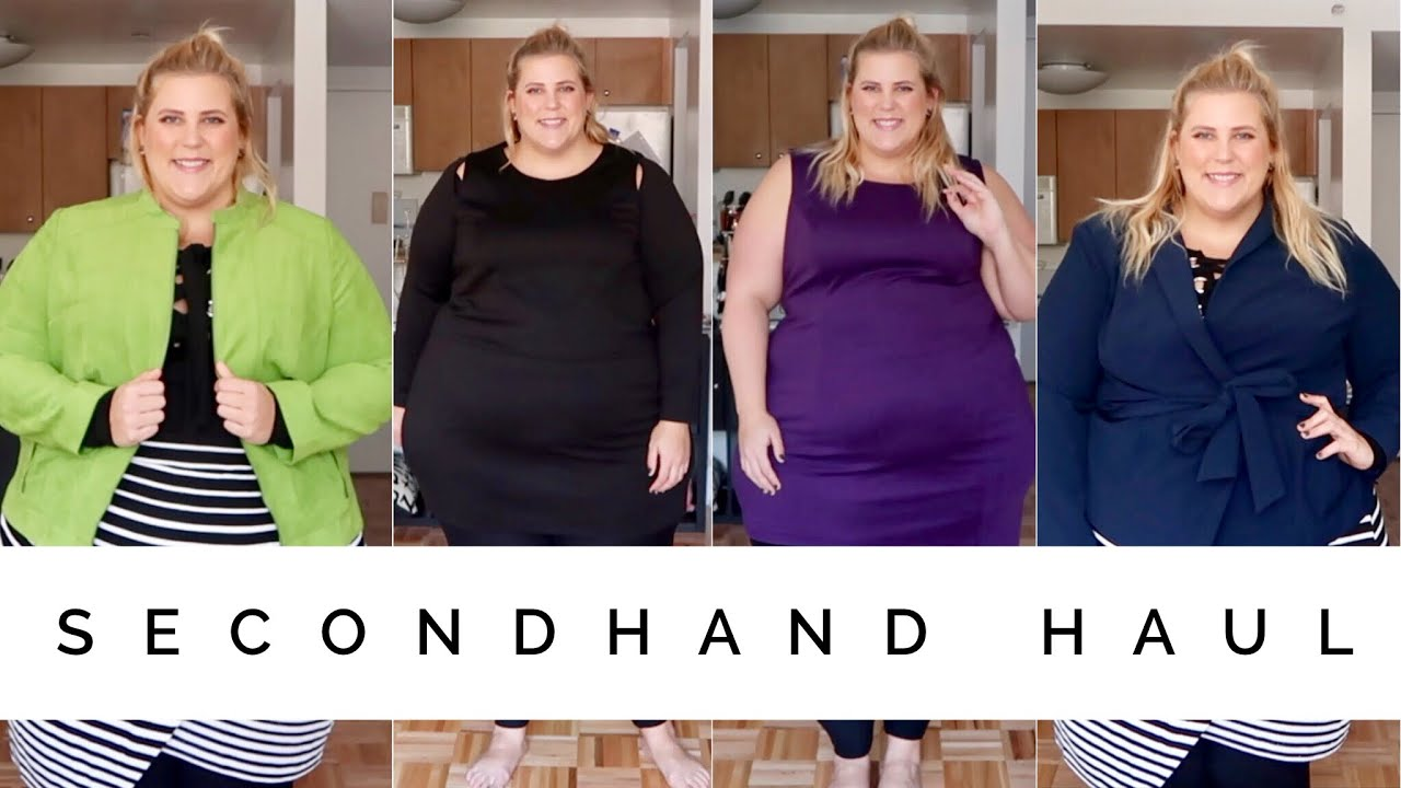 94358cc2596 Affordable Plus Size Haul  Basics and Brights! - YouTube