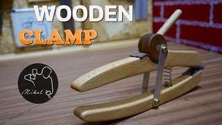 Video Wooden Clamp, How to Make download MP3, 3GP, MP4, WEBM, AVI, FLV Juli 2018