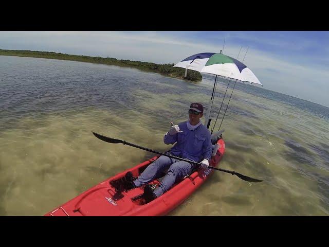 Umbrella on a Kayak?
