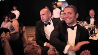2012 World Luxury Hotel Awards Gala Dinner