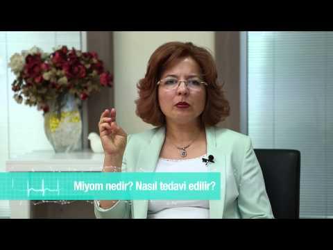 Miyom nedir Nasıl tedavi edilir-Prof.Dr.Sevtap Hamdemir