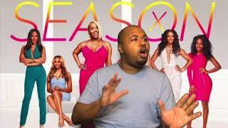 Atlanta Housewives Season 10 Premiere & XSCAPE: Just Kicking It Recaps