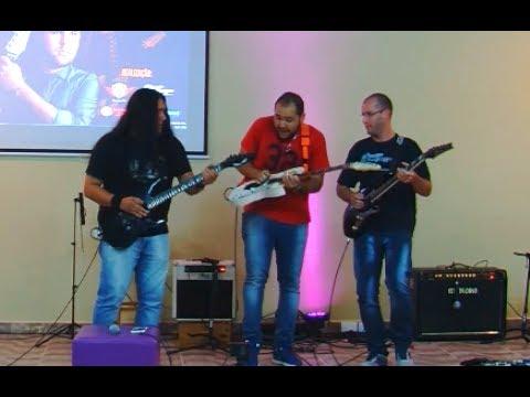 Jam com os guitarristas de Curitiba/PR