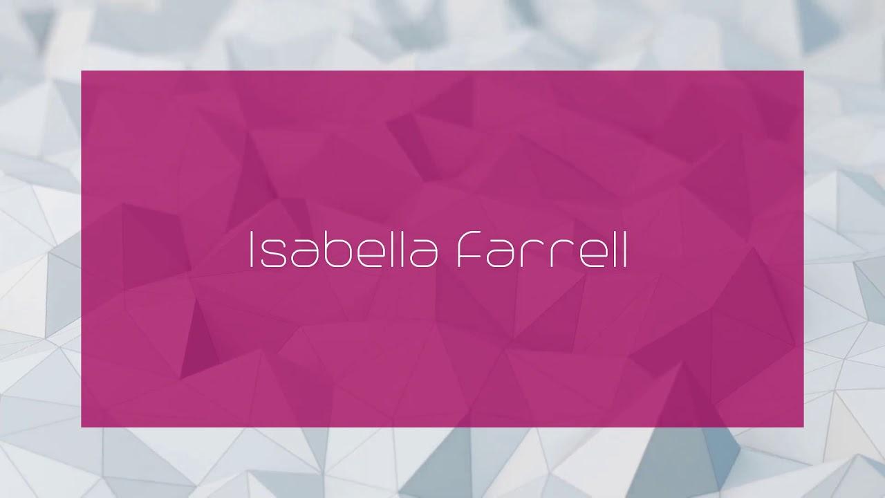 Youtube Isabella Farrel nude (95 photo), Tits, Is a cute, Selfie, butt 2006