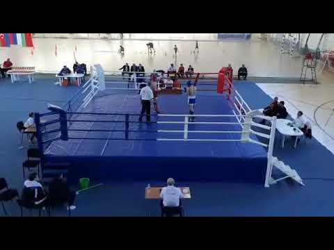 03 Седов Дмитрий (Challenger Кимры) - Соловьёв Евгений (Штурм) Раунд 3