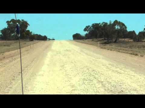 Pooncarie Menindee road