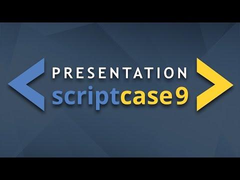 Scriptcase 9 presentation [complete demo]