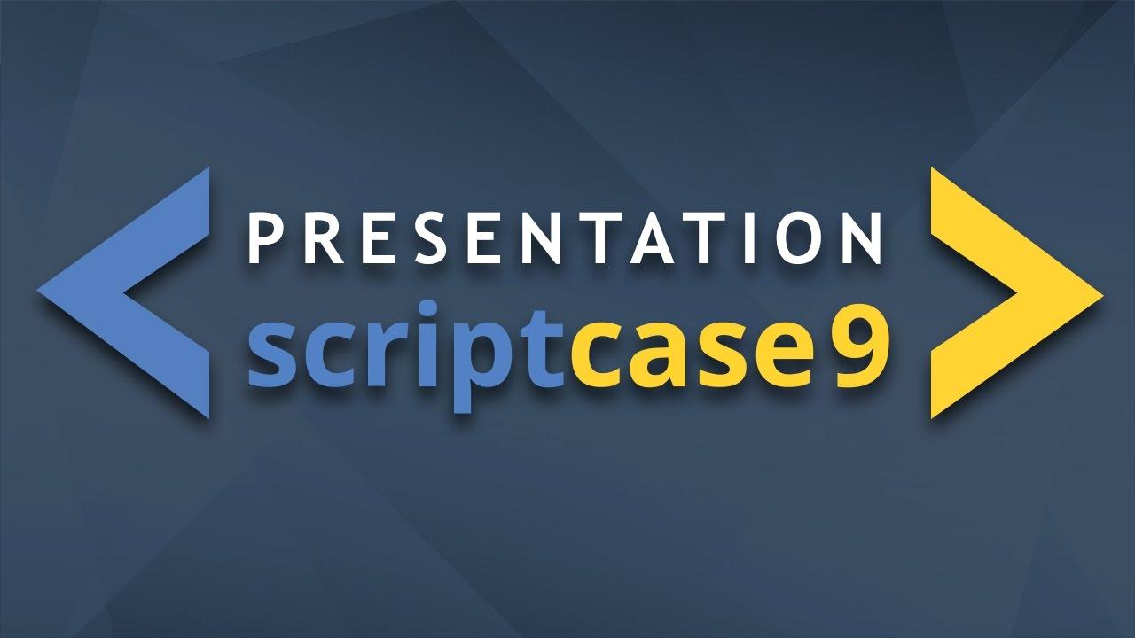 scriptcase 9