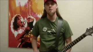 BA Guitar Tuition - The Entombed Sound