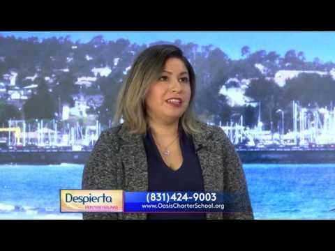 Despierta Monterey - Salinas: Oasis Charter Public School Febrero 2019