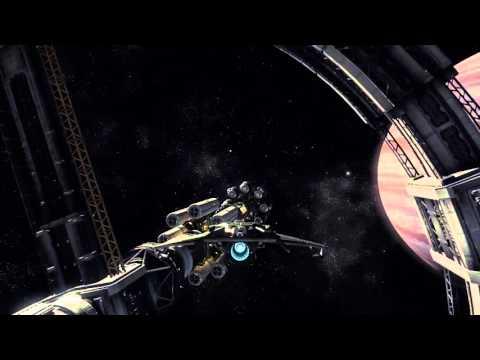 Star Citizen: Quantum Drive and refueling & Restocking ammo