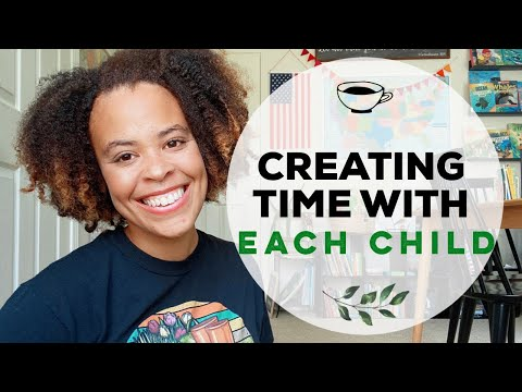 How you can Create One-on-Once With Every of the Kids