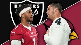 Oakland Raiders vs Arizona Cardinals Preseason Week 2 Recap