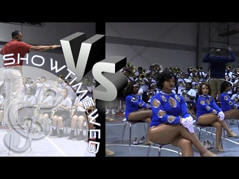 LLI vs GHASB Full Battle 2015 - Louisiana Leadership Institute vs Greater Houston All-Star Band