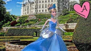 Cuento Cenicienta - Historia con Barbie en español | Muñecas y juguetes con Andre para niñas y niños thumbnail