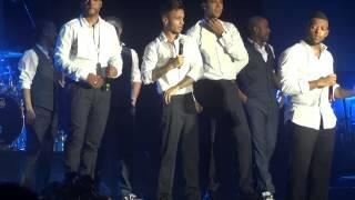 JLS Billion Lights Keep You Superhero Only Tonight Only Making Love Odyssey Arena Belfast 1 Dec 2013