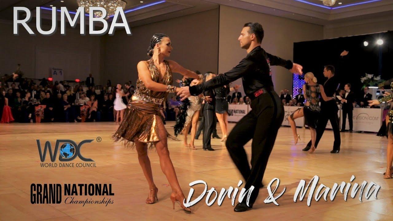 Dorin Frecautanu & Marina Sergeeva (MDA) I Rumba I WDC World Latin 2019