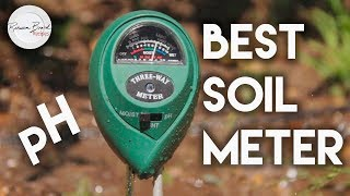 Test Your Soil pH Meter for Plants and Garden - Healthywiser Soil Meter  Best Technology