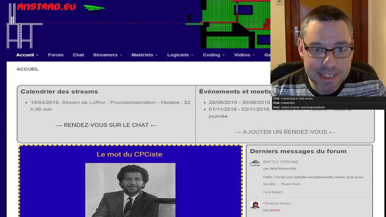Genesis8 Amstrad Page, news about Amstrad CPC, PCW, Notepad NC and