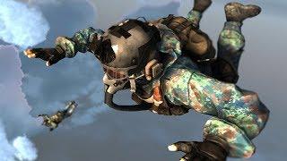Battlefield 3 - Kaffarov Campaign Mission Gameplay (Hard)