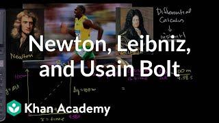 Newton Leibniz And Usain Bolt