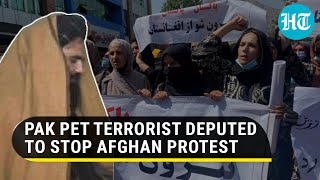 As angry Afghans protest, Taliban's 'most wanted terrorist' home minister issues strict diktat