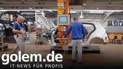 VW-Elektroautos aus Zwickau - Bericht