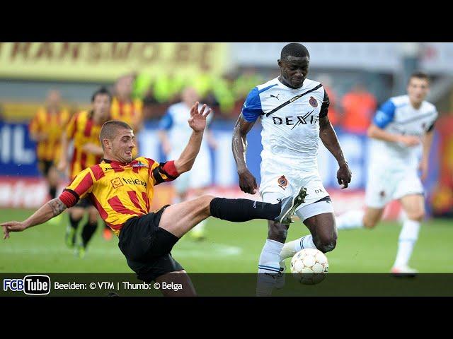 2011-2012 - Jupiler Pro League - 06. KV Mechelen - Club Brugge 1-2