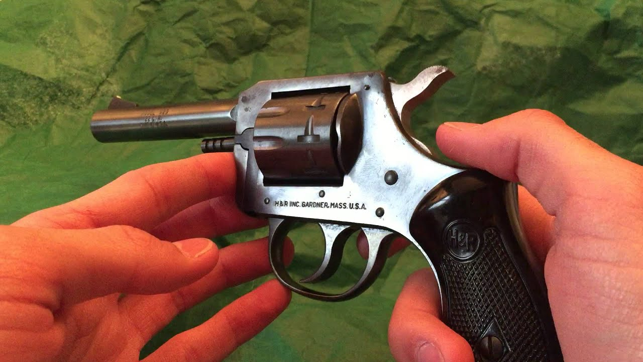 H&R Model 929 Revolver Review - Part 1