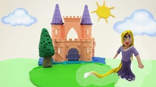 Reading Rapunzel Bedtime Story Fun Stop Motion For Kids