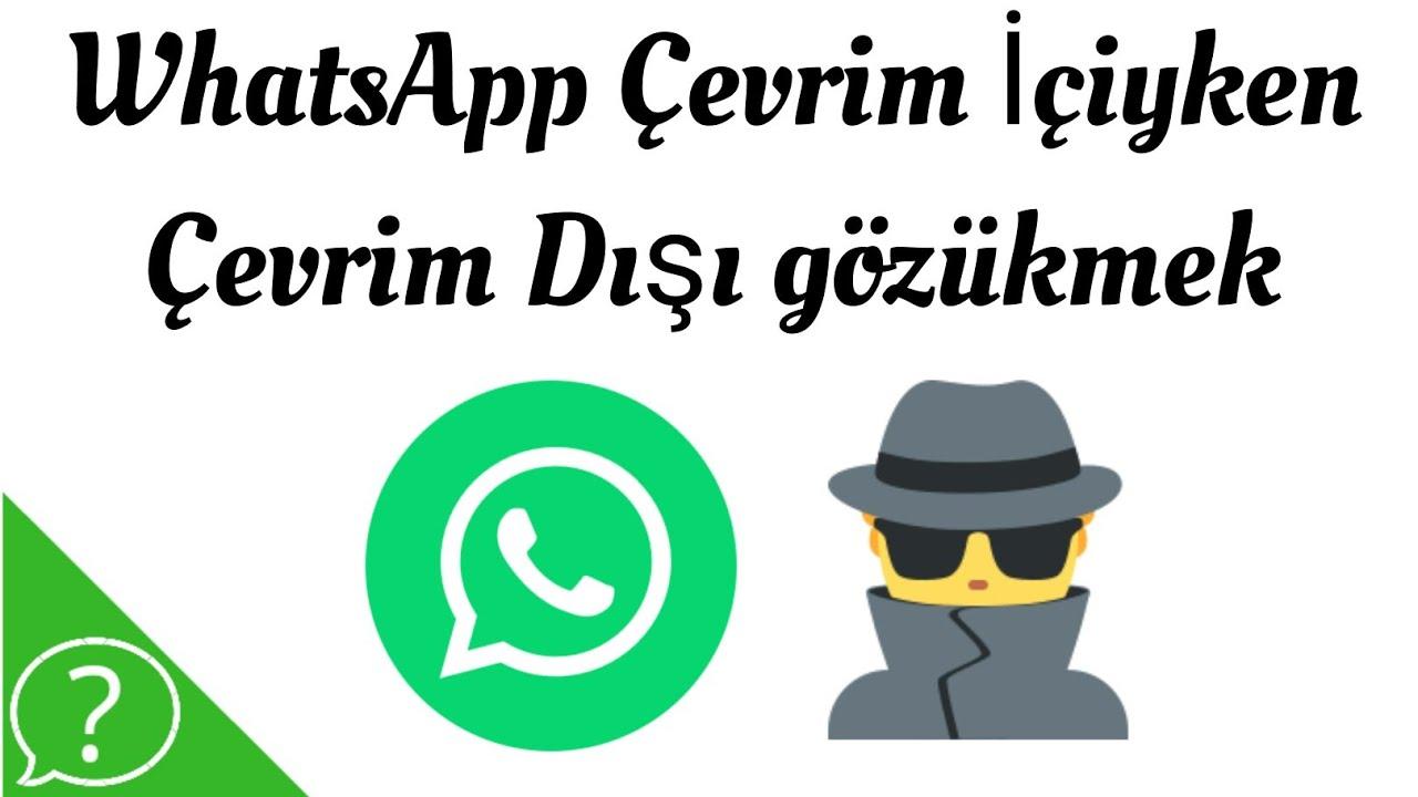whatsapp disinda yazisma programlari