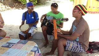 """REVELATION ACOUSTIC (Reprise Bob Marley """"Redemption song"""") Ile maurice"""