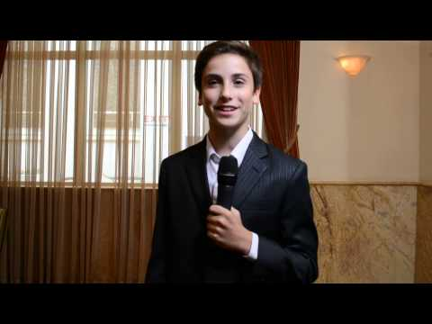 TI Exclusive: Teo Halm at The Actors Fund's Looking Ahead Program
