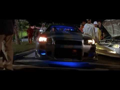 2 Fast 2 Furious Brian O' Conner Nissan Skyline