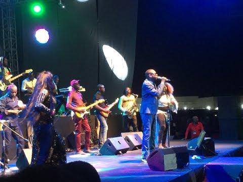 Grand Bal de Youssou Ndour et le super étoile au Stade Caroline Faye de Mbour — PART 1