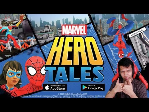 Game Open World Android Terbaru (Juni 2019) - Marvel Hero Tales Indonesia - 동영상