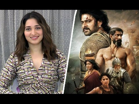 Tamannaah Bhatia Interview On Baahubali 2 | Full Interview | Uncut Video