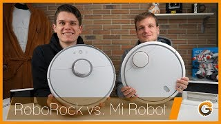 Xiaomi RoboRock vs. Mi Robot: Lohnt sich das Upgrade? 🤖 // Ratgeber | China-Gadgets