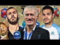 LES 10 FOOTBALLEURS REJETÉS PAR DIDIER DESCHAMPS ! ⚡️