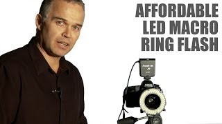Aputure Amaran Halo HC100 Ring Flash