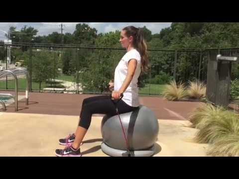 Exercise Ball Bundle Has Over 100 Exercise Options for ...