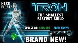 TRON THE SMALLEST AND FASTEST  KODI BUILD TO DATE BRAND NEW JUST RELEASED