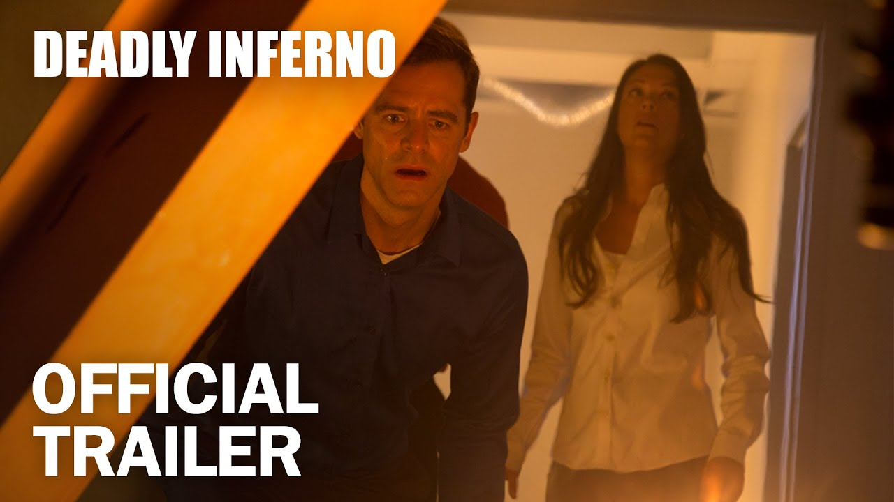 Deadly Inferno - Official Trailer - MarVista Entertainment