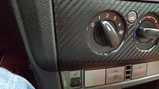 видео Форд фокус 2 свистит печка что делать
