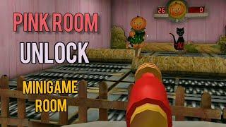 Evil Nun Minigame Room Challenge gameplay Version 1.7.3   pink room unlock